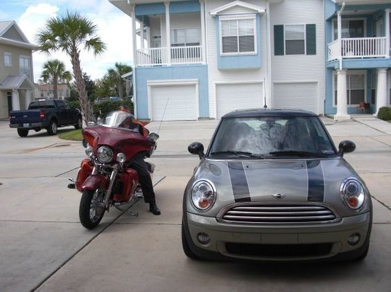 2008 MINI Cooper. Limited edition with Red Leather seats