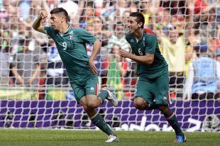http://www.MilitaryGradeNutritionals.com/blog  Mexico's Peralta denies Brazil first Olympic football gold.