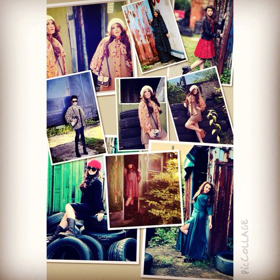 Some sneak peak snapshots of the images from the Caroline Oates photoshoot!