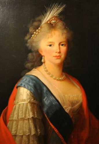 Portrait Of Great Russian 81