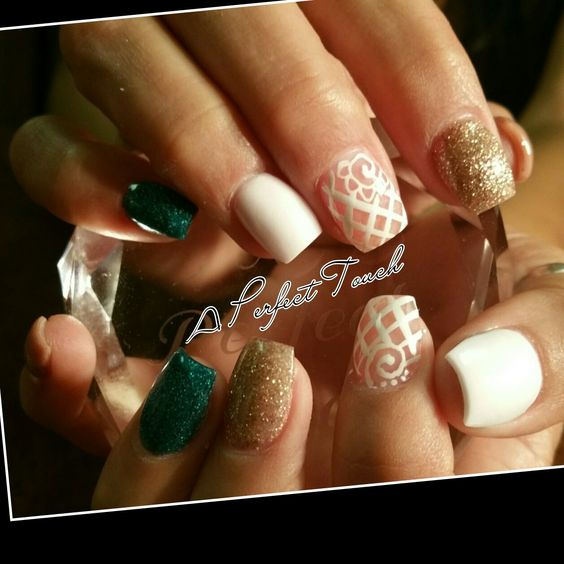 Paola Estrada  14 Sth 3rd Street  Patterson CA 95363 209-409-0245 #nails#cutenails#nailpromagzine#pattersonca