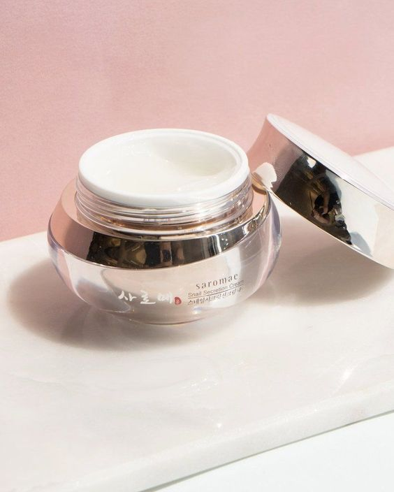 Saromae Snail Secretion Cream