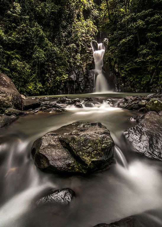 Mambukal Falls by Jeff Dytuco on 500px