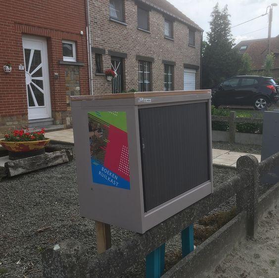 boekenruilkast Grimbergen Humbeek
