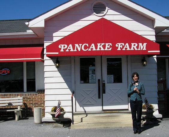 Eat Here Pancake Farm Ephrata Pa Also Supports Doggie
