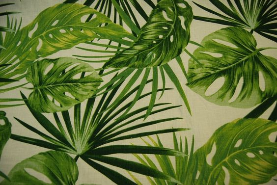 Explore Palm Fabric Fabric Tropical And More