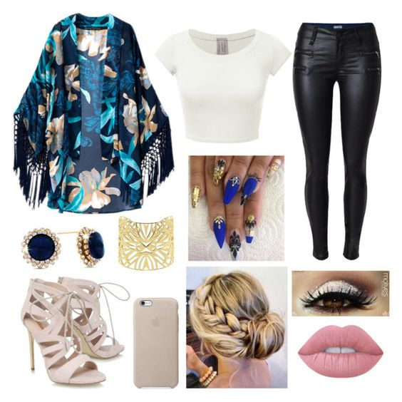 """""""366"""" by princesslin ❤ liked on Polyvore featuring Carvela, Vélizance and Lime Crime"""