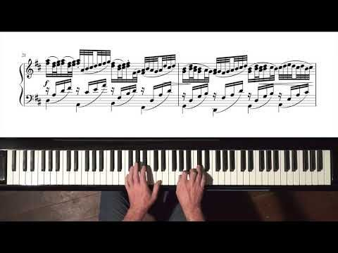 Pachelbel Canon In D Arr T Andersen P Barton Feurich Piano