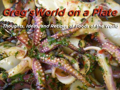 Greg's World on a Plate
