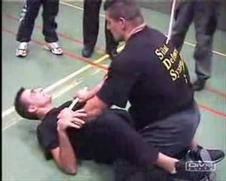 Silat Defence System Frederic Mastro