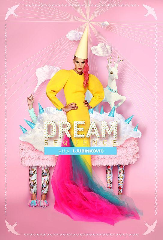 "ANA LJUBINKOVIĆ F/W 2012 ""Dream Sequence"""