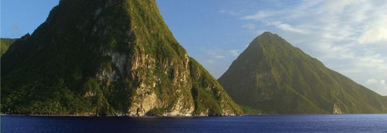 St. Lucia I will go one day...