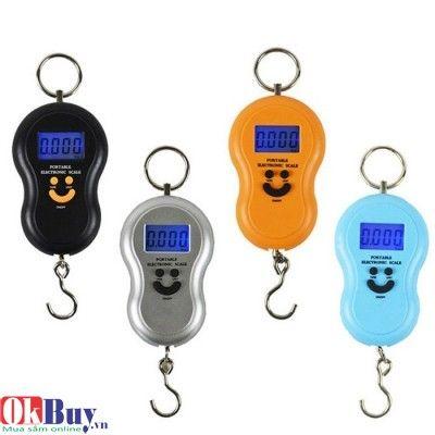 Cân điện tử mini cầm tay JY002 thiết kế nhỏ gọn, bằng lòng bàn tay giúp tiện lợi khi di chợ và các bà nội trợ sẽ rất tự tin không lo âu sợ người bán sẽ cân thiếu, hụt