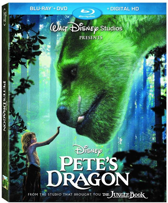 Petes Dragon (2016) BRrip