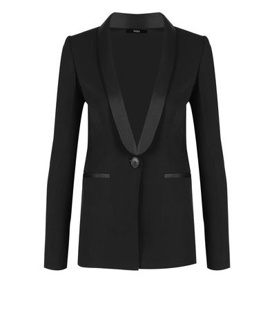 SABA Womens Tuxedo Jacket