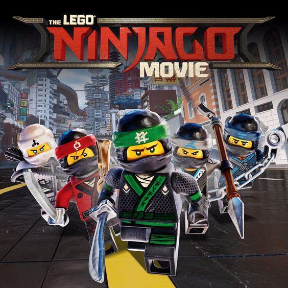 The Lego Ninjago Movie (2017) - The Lego Ninjago Movie (2017)