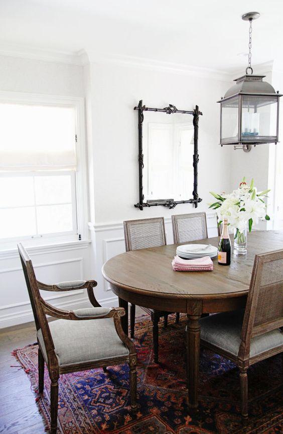 Traditonal Home with a Chic Twist Maison, Décoration intérieure et