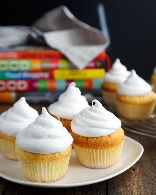 Vanilla Cupcake Recipe Yields 12 Standard Size Cupcakes Or 36 Mini Cupcakes Ingredients 1 Cups 185 G Fun Cupcake Recipes Easy Cupcake Recipes Chocolate Tart