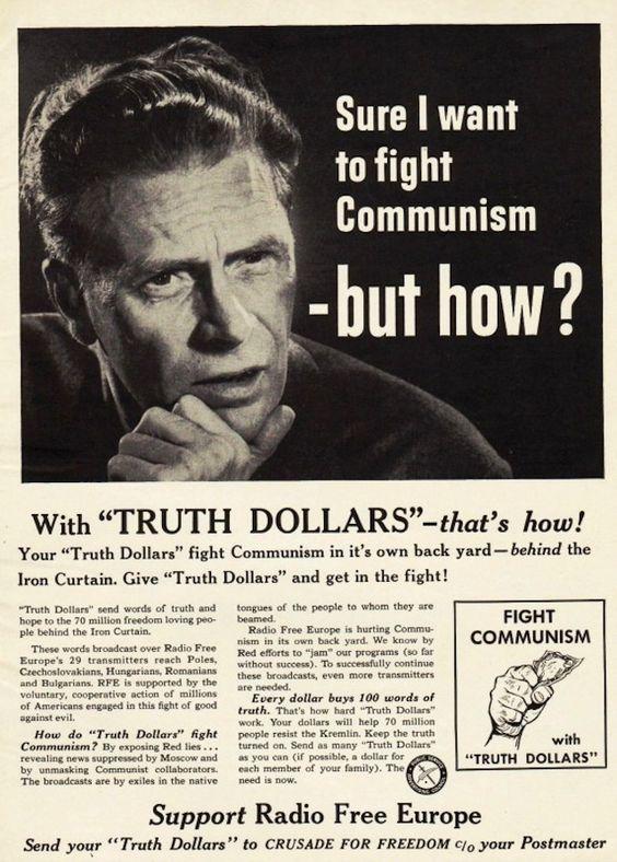 Anti communist propaganda cold war confirm