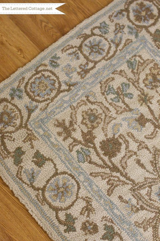 Pinterest the world s catalog of ideas - Discontinued pottery barn rugs ...