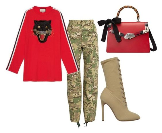 Tomboy chic tatianaboyce.com by tatianaboyce on Polyvore featuring polyvore, fashion, style, Yeezy by Kanye West and clothing: