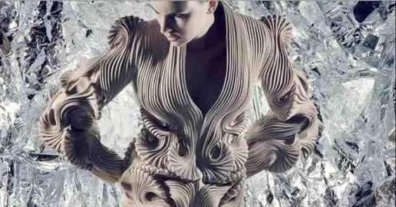 Amazing pleats