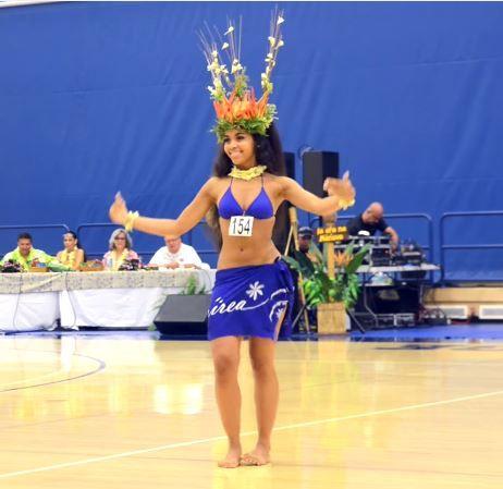 Headpiece inspiration! Hura Tahiti 2015, Melanie