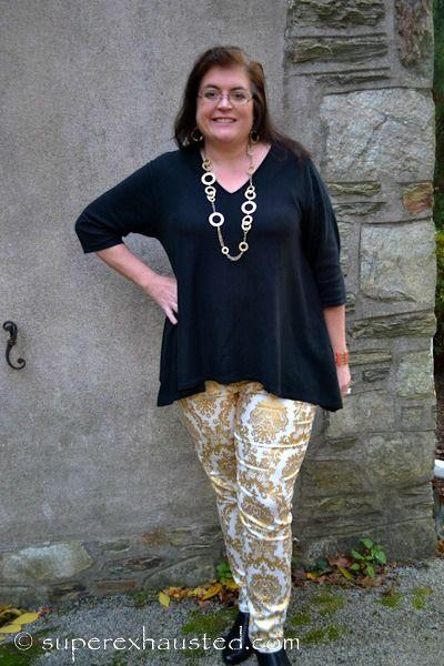 Plus Fashion: J Jill Fashion 1 shirt 3 looks #Plussize #Fashion ...