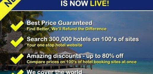 """La compagnia aerea low cost irlandese """"Ryanair"""" leader in Europa, ha lanciato oggi 18 aprile 2012 un nuovo servizio di prenotazione di hotel, """"RyanirHotels"""" che garantisce che le tariffe offerte siano le più basse possibili!    Il sito permette di confrontare oltre 300'000 hotels in tutta Europa."""