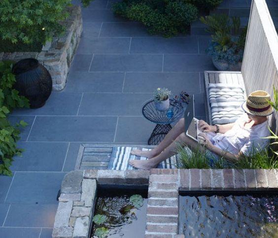 Kleine tuin inrichten? 10 tips voor de inrichting!