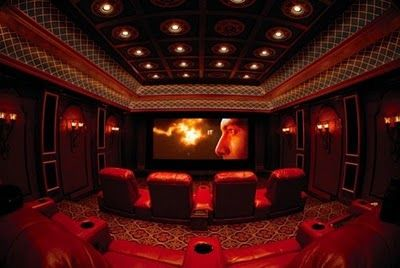 Most Amazing Home Theaters - FunKingdom