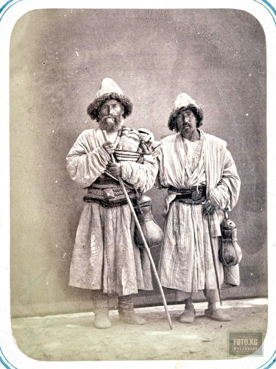 Dervishes of Central Asia. 1871-1872: