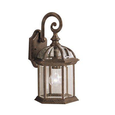 Kichler Lighting 9735 Street Outdoor Sconce
