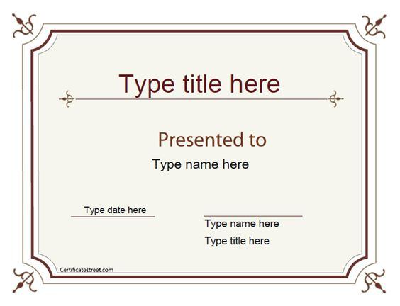 adoption papers as a joke – Free Blank Certificates