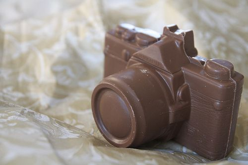 chocolate camera ... one for you @Kirsty Stewart :)