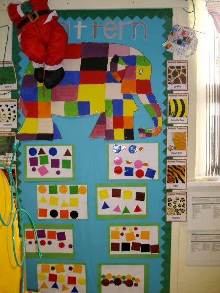 Pattern classroom display photo - Photo gallery - SparkleBox