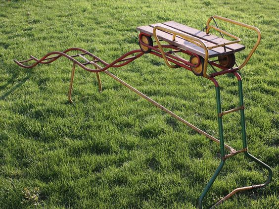how to make a yard roller