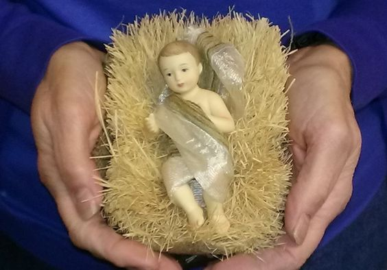 Blessing of Baby Jesus