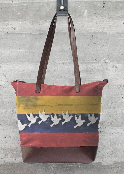 VIDA Tote Bag - Libremente Tote Bag by VIDA tWgRE