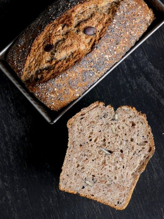 Rezension Der Brotdoc Gesundes Brot Aus Meinem Ofen In 2020 Mediterrane Desserts Lebensmittel Essen Dessert Ideen