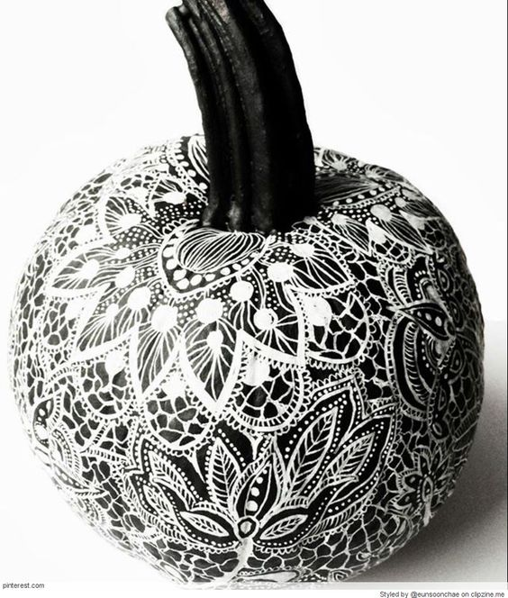 Zentangle Pumpkin Patterns - Boho Halloween decorations. Boho Halloween Pumpkins. No carve pumpkin ideas. Pumpkin painting ideas. Pumpkin decorating ideas pinterest. creative pumpkin decorating ideas. pumpkin decorations for fall. pumpkin decorating contest ideas halloween pumpkin decorating ideas. mini pumpkin decorating ideas. boho halloween decor.