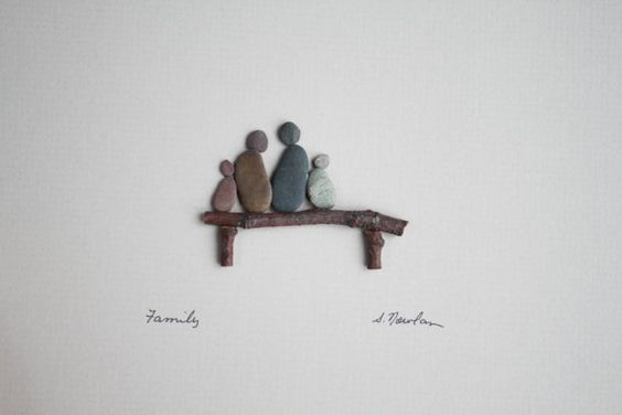 Pebble Art of NS by Sharon Nowlan http://www.etsy.com/listing/89024548/family-pebble-art-of-ns-by-sharon-nowlan