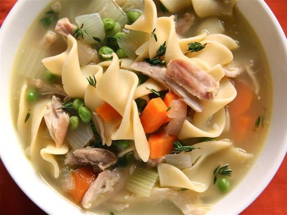 Kelsie nixons favorite Chicken Noodle Soup Recipe!