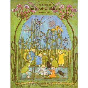 Story of the Root Children, by Sibylle Von Olfers: In this ethereal tale, the root children awaken, dress in the colors of spring, and prepare the insects and flowers for spring. This early 20th century classic, with its Art-Nouveau illustrations, is charming in its timelessness. After all, the seasons still come and go, even if fashions and parenting and issues of the day change.
