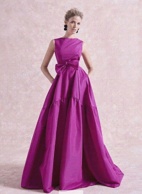 39+ Carolina herrera bow dress ideas