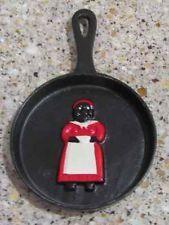 Aunt Jemima Kitchen Decor Black Americana Aunt Jemima Kitchen Decor Cast Iron Skillet Red