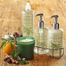 Williams Sonoma Essential Oils Dish Soap Hand Soap