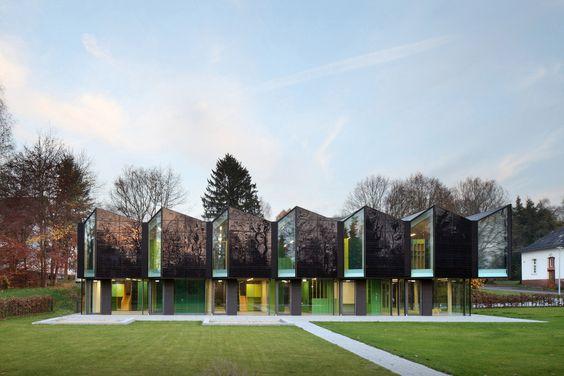 Galeria - Creche +E em Marburg / Opus Architekten - 1