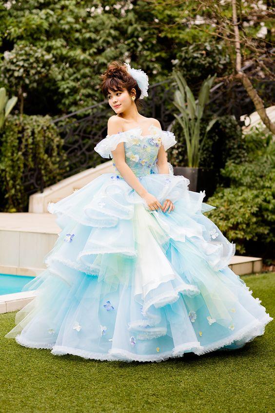 Sophie | ハニーウェディング | 北海道札幌市のウェディングドレス ショップHANYWEDDING(ハニーウェディング)