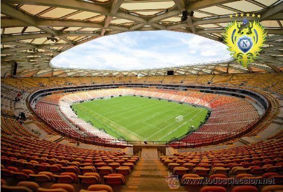 ESTADIO DE BRASIL-Arena Amazonia estadio